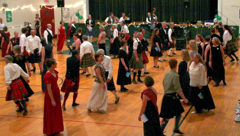News (Scottish Country Dancing in the Washington D.C. Area)